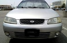 Well Maintained Nigerian used Nissan Sentra 2002
