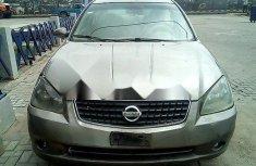 Neat Nigerian used  2005 Nissan Altima