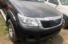 Nigeria Used Toyota Hilux 2013 Model Black