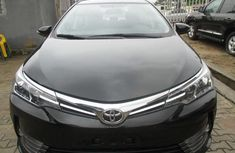 Neat Foreign used Toyota Corolla 2018