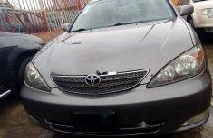 Nigerian Used 2002 Toyota Camry Petrol Automatic