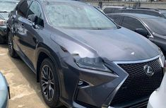 Foreign Used 2017 Lexus RX for sale in Lagos