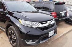 Foreign Used Honda CR-V 2019 Model Black