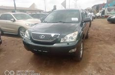 Nigeria Used Lexus RX 2004 Model Grey