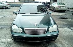 Nigerian Used Mercedes-Benz C180 2001