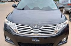 Foreign Used Toyota Venza 2009 Model Black