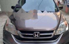 Nigerian Used Honda CR-V 2011