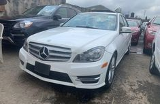 Clean Foreign used Mercedes-Benz C300 2013