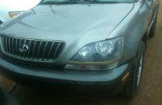 Nigeria Used Lexus RX 2001  Model Grey
