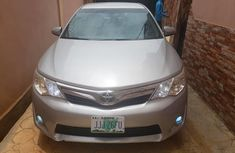 Tokunbo Toyota Camry 2012 Model Silver