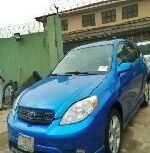 Super Clean Foreign used 2008 Toyota Matrix