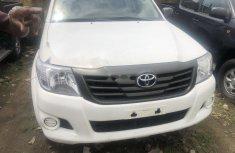 Nigetria Used Toyota Hilux 2014 Model White