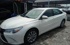 Super Clean Tokunbo 2016 Toyota Camry