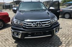 Foreign Used Toyota Hilux 2017 Model Black