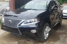 Neat Foreign used 2014 Lexus RX for sale in Lagos