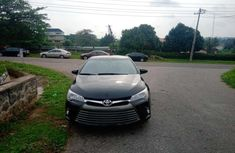 Foreign Used Toyota Camry 2016 Automatic
