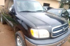 Foreign Used 2002 Toyota Tundra Automatic