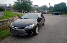 Foreign Used 2016 Toyota Camry Petrol