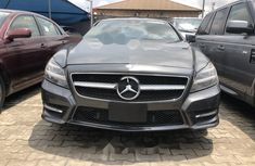 Foreign Used 2012 Mercedes-Benz CLS Automatic