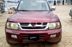 Nigerian Used 2001 Mitsubishi Montero for sale in Lagos