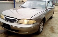 Very Clean Nigerian used Mazda 626 1999