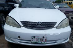 Foreign Used Toyota Camry 2003 Automatic White