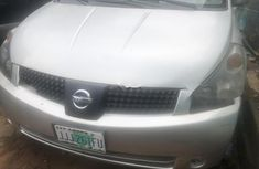 Nigeria Used Nissan Quest 2005 Model Gold