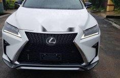 Tokunbo Lexus RX 2018 Model White