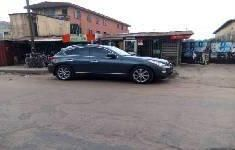 Foreign Used Infiniti EX 2008 Model Grey