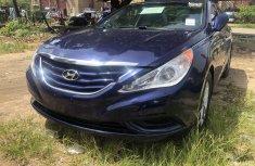 Tokunbor Hyundai Sonata 2013 Model Blue
