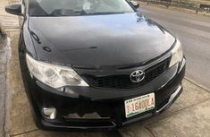 Nigeria Used Toyota Camry 2014 Model Black