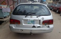 Nigeria Used Toyota Camry 1998 Model Silver