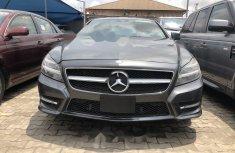 Tokunbo Mercedes-Benz CLS 2012 Model Grey