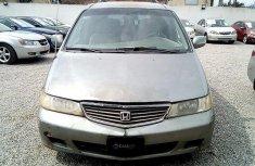 Nigerian Used 1999 Honda Odyssey for sale