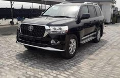 Foreign Used Toyota Land Cruiser 2011 Automatic