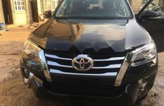 Neat Foreign used 2018 Toyota Fortuner