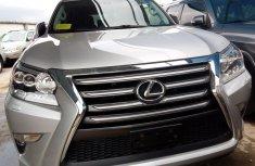Tokunbo Lexus GX 2014 Model Silver
