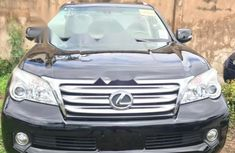 Tokunbo Lexus GX 2011 Model Black