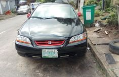 Properly maintained Nigerian used 2002 Honda Accord