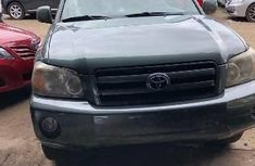 Foreign Used 2007 Toyota Highlander for sale in Lagos