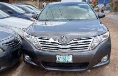 Nigeria Used Toyota Venza 2009 Model Grey