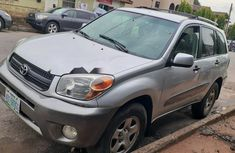 Well Maintained Nigerian used Toyota RAV4 2005