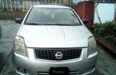 Nigeria Used Nissan Sentra 2008 Model Silver