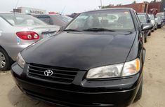 Foreign Used Toyota Camry 2000 Model Black