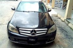 Well Maintained Nigerian used 2008 Mercedes-Benz C180