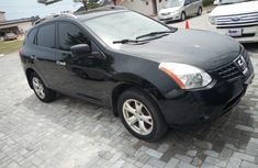 Foreign Used Nissan Rogue 2010 Automatic Black