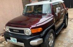 Nigerian Used 2008 Toyota FJ CRUISER Petrol