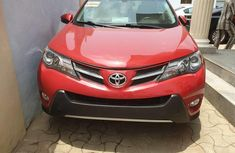 Foreign Used 2014 Toyota RAV4 for sale