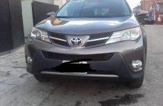 Tokunbo Toyota RAV4 2015 Model Brown