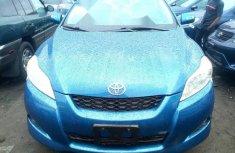 Tokunbo Toyota Matrix 2010 Model Blue